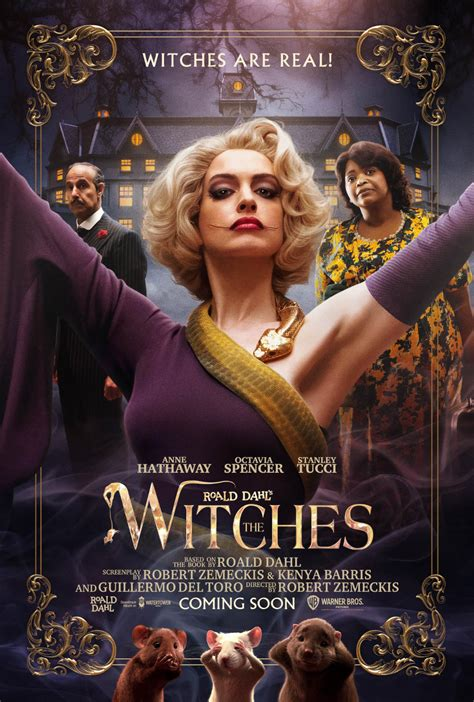 The Witches Review: An Enjoyable, Albeit Trite Family