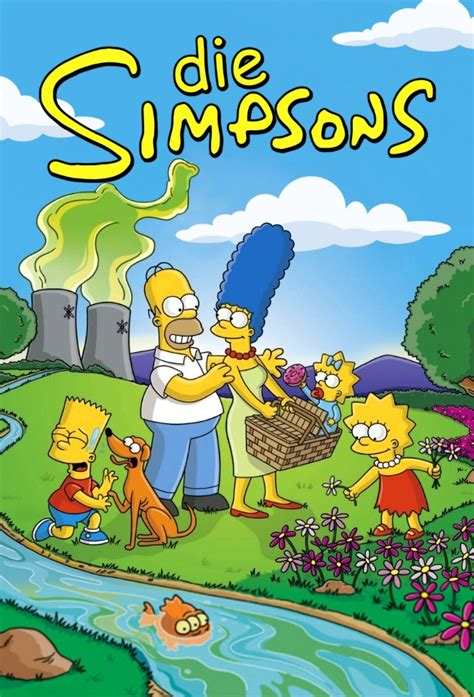 The Simpsons Poster - The Simpsons Picture (9762)