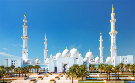 Sheikh Zayed Grand Mosque: The Complete Guide