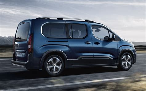 2018 Peugeot Rifter [LWB] - Wallpapers and HD Images   Car
