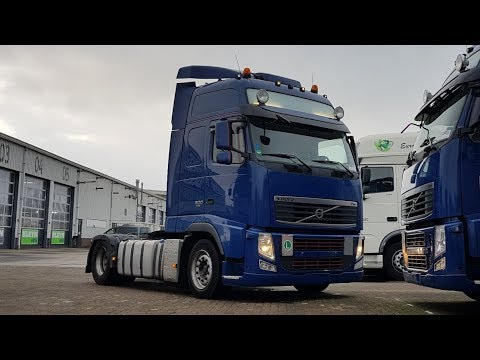 Volvo FH13 6X2 400 hp Euro 5 2007 Swap chassis Truck Photo