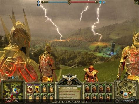 King Arthur: The Role-Playing Wargame - NeocoreGames