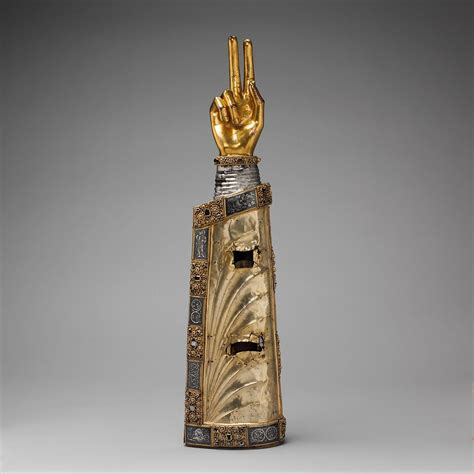 Arm Reliquary   South Netherlandish   The Met
