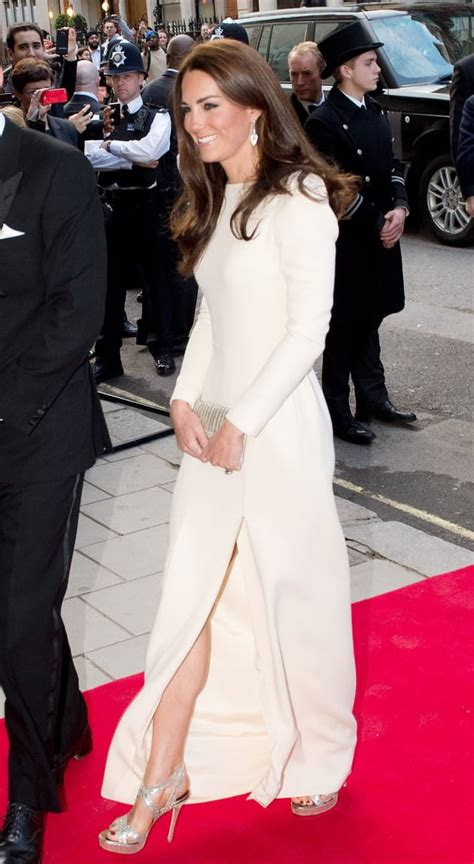 """Kate Middleton """"Racy"""" Dress Turns Heads - The Hollywood Gossip"""