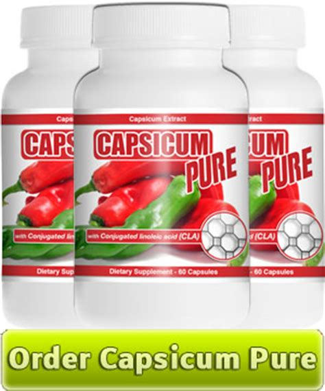 Dr Oz's Capsicum Extract Weight Loss Supplement Review
