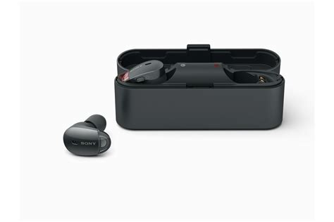 Sony's new wireless earbuds include noise-cancellation