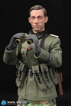 Rainer 12th SS Panzer Division Hitlerjugend DID 1/6 Figure