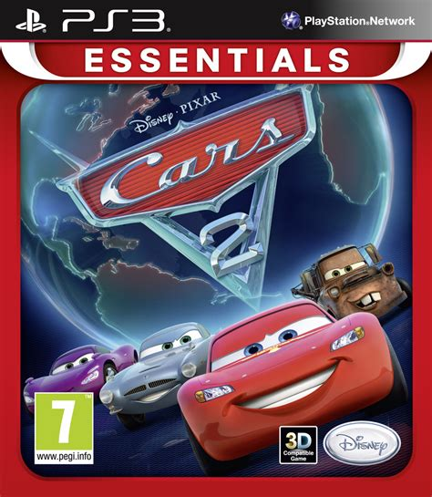 Cars 2: The Video Game (Essentials) PS3 - Skroutz