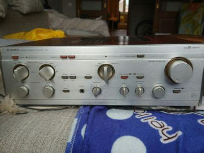Used Luxman L-530 Integrated amplifiers for Sale