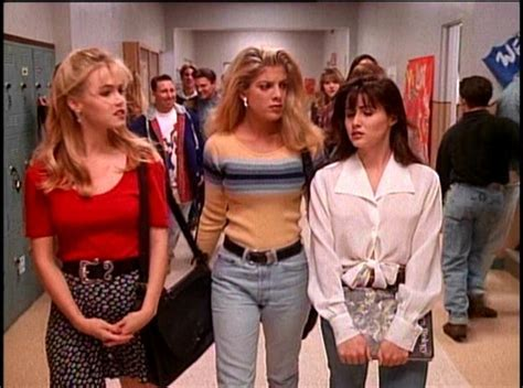 """Why """"Beverly Hills, 90210"""" Is The Epitome Of Fashion in"""