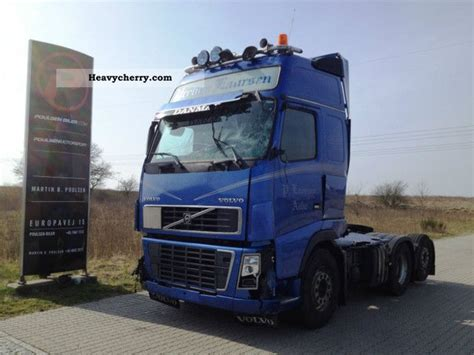 Volvo FH16 580 6x2 ACCIDENT 2007 Standard tractor/trailer