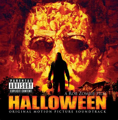 Soundtrack Album to the Remake of the Halloween Film By