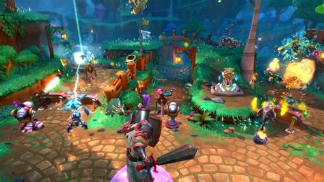 Dungeon Defenders 2 is coming to PS4, available now