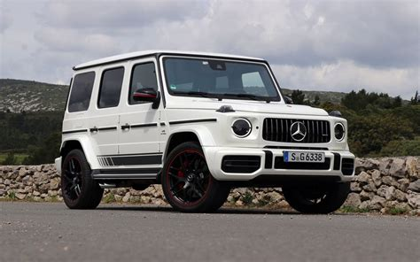 2019 Mercedes-Benz G-Class: Honouring Tradition - The Car