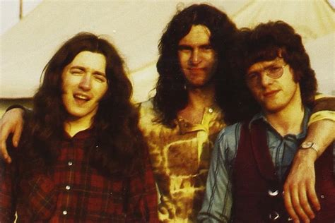 50 Years Ago: Taste LP Launches Rory Gallagher's Career