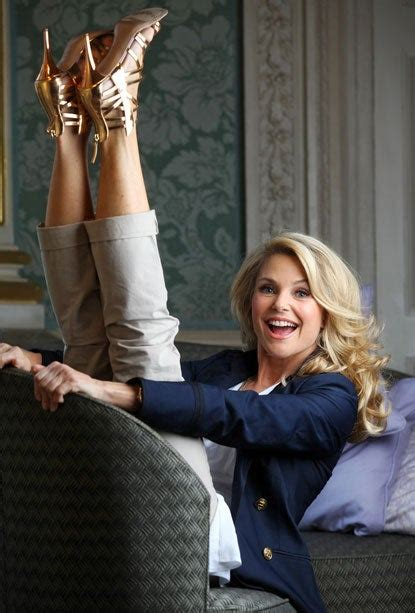 Uptown Christie Brinkley becomes a West End girl | London