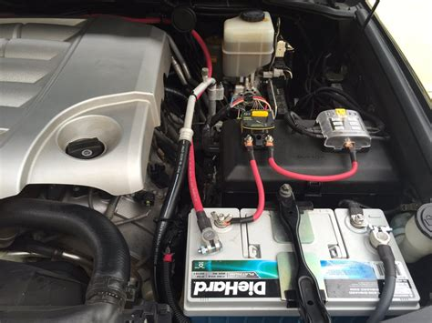 Dual Battery with Main Location Swap, Winch and Group 31