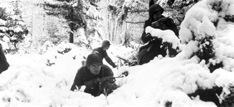 Further thoughts on the Ardennes Offensive – General History