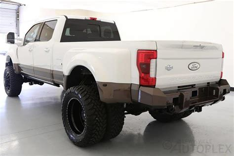 Would You Pay $123,000 for a 'Used' Ford F-450 Dually