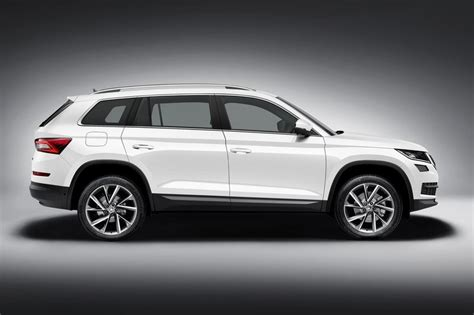 Skoda Kodiaq SUV officially revealed; India launch in Sep-2017