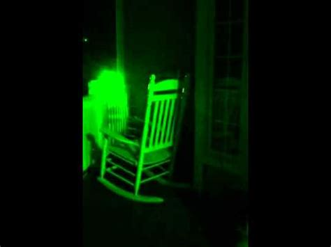 Scary Rocking Chair - YouTube