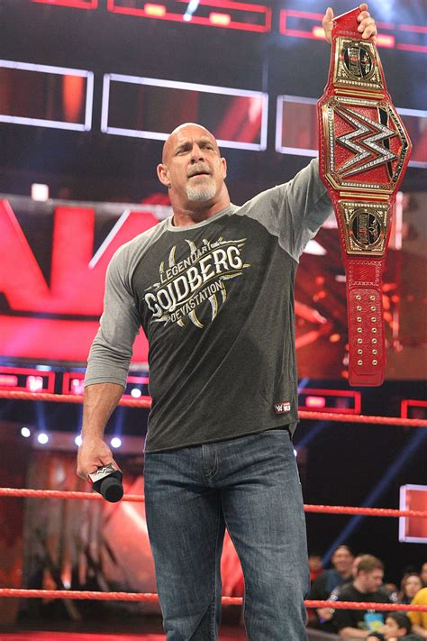 Amazing Goldberg facts you need to know: WWE career