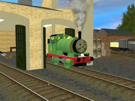 Thomas the Tank Engine: The green controller Trainz Remake