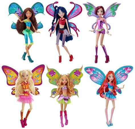 54 best images about 25 barbie winx club on Pinterest