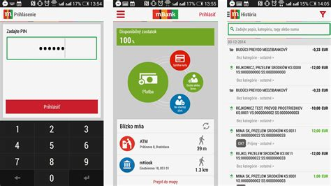 Android a iOS TIP: mBank 2