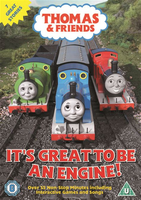 Thomas & Friends Its Great To Be An Engine DVD   Zavvi
