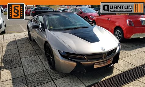 Reference #00510 - BMW i8 Roadster | Chiptuning QUANTUM